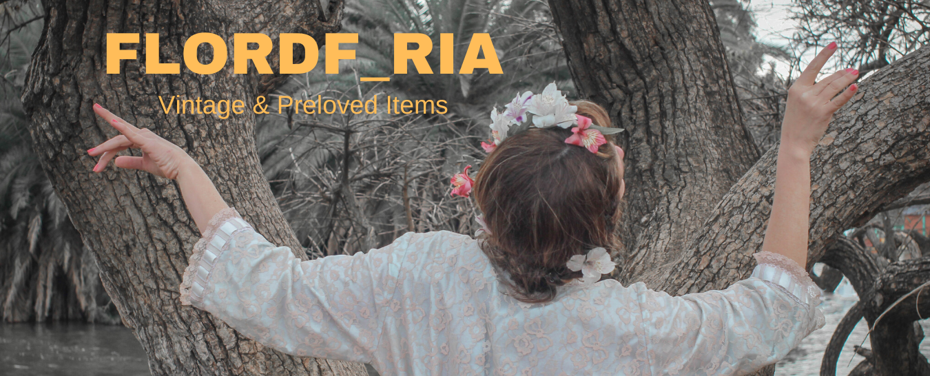 FLORDF_RIA – Vintage & Preloved Items